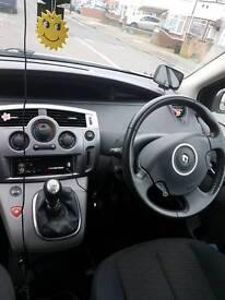 Renault scenic 2008. 32.000 miles