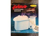 Pop corn maker
