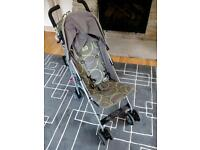 O BABY Pushchair DN214JR Good Condition Working Order
