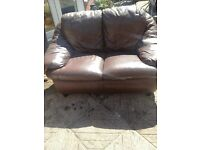 2 an 3 seater settees
