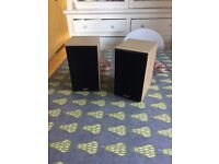 Gale 3010s satellite stereo speakers