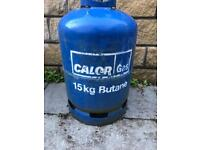 Full 15kg Butane Cylinder