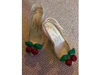 Melissa for Vivienne Westwood shoes - size 4