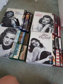 GOLDEN OLDY LEGENDS OF THE BIG SCREEN DVD BOX SETS