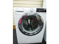 Hoover Washing Machine DXP412A1W3/FS20299,3 months warranty, delivery available in Devon/Cornwall
