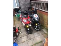50cc moped
