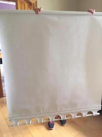 3ft 10 pvc washable roller blind