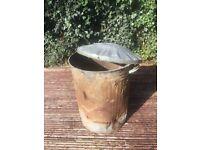 Garden Incinerator Bin / Composter
