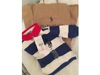 Baby Ralph Lauren 0 to 3 months Polo shirt