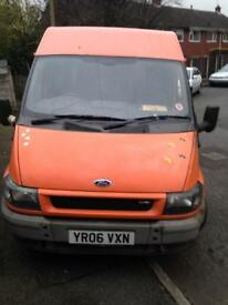 Ford transit high top spares or repairs