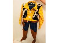 Woody Costume (Toy Story)