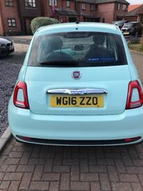 Fiat 500 city 0ne owner with 13000 miles in very good condition.
