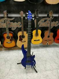 Hudson 5 string bass