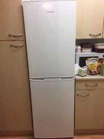 White Kenwood fridge freezer £80