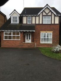 4/5 bedroomed house to rent
