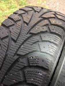 4 pneus 185/60r15 hankook a 9/32