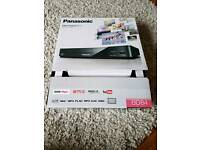 Panasonic Blu-ray Disc Player with SMART features