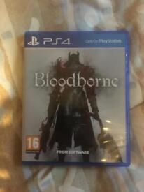 Bloodbourne PS4