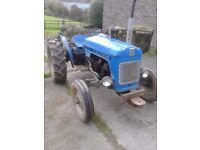 Leyland 154 vintage small tractor