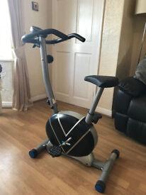 exersise bike £35