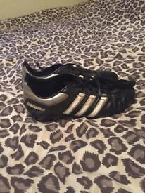 Adidas astro football boots size 3