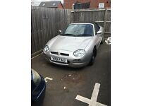 MGF spares and repairs