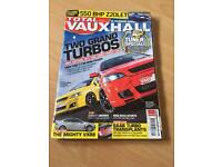 Total Vauxhall magazine April 2011 issue 121