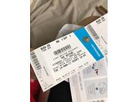 2 x THE WEEKND TICKETS