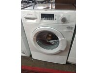 BOSCH 8KG WASHING MACHINE LATEST MODEL EXCELLENT CONDITION WITH DELIVERY AND WARRANTY