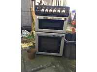 Used Milano g50 gas cooker with oven and grill
