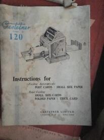 Gestetner 120