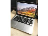 2011 MacBook Pro Running MacOS High Sierra