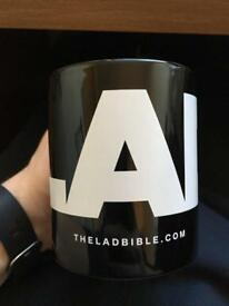 Official Lad Bible Mug