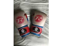 16oz Ringside Pro Sparring Gloves
