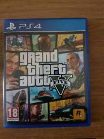 Grand Theft Auto 5 Playstation 4 (ps4)