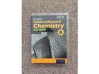 Chemistry A level book and Revision Guide (NEW SPEC)