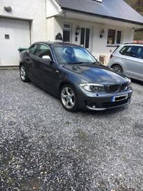 BMW 1 Series coupe 2.0 118d