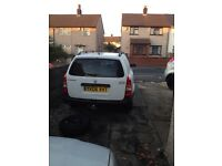 06 Vauxhall Astravan 1.7 cdti (high milage)