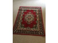Bukhura Traditional Rug 160x120cm in great condition