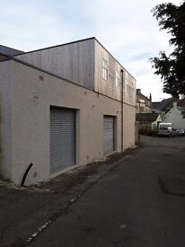 Industrial Store /Offices to rent, Mauchline