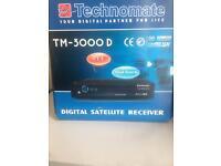 Brand New Technomate TM-3000D