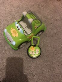 Chicco Toy car