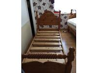 Pine beds x2