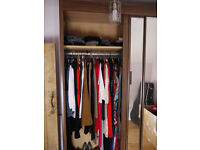Large Sliding door, mirror wardrobe. If you can help dismantle and transport, its yours for £50!