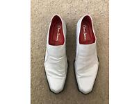 """Oliver Sweeney """"MATE"""" Men's Leather Shoes (Size: 12) ASNEW!"""