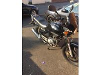 Yamaha ybr 125 new MOT just serviced + extras, open to offers