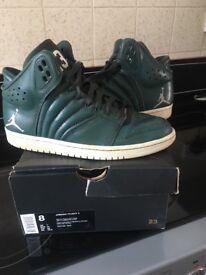 Nike Jordan's.