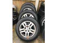 """Honda CR-V standard OEM alloy wheels 15"""" 5x114"""