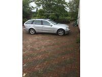 Merc Auto diesel estate spares or repair