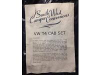 Vw t4 thermal cab windscreen blinds